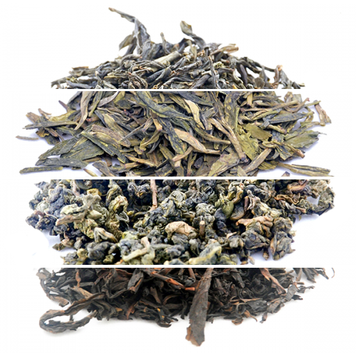 Chinese Tea Bundle