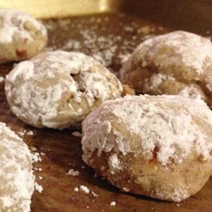 Rum Runner Cookies