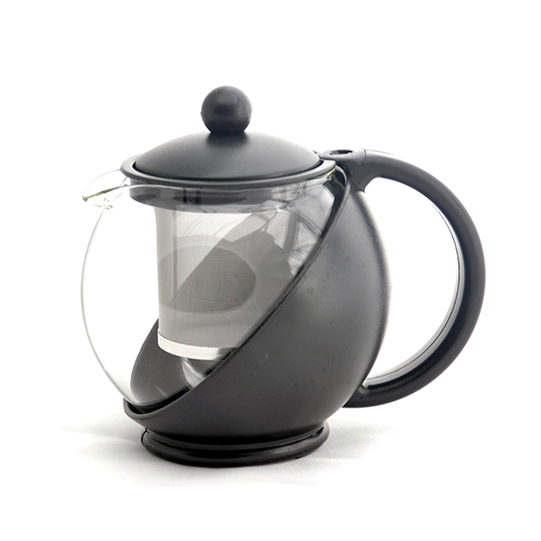 Teapot With Infuser 2 Cup Wanderlust Tea Company